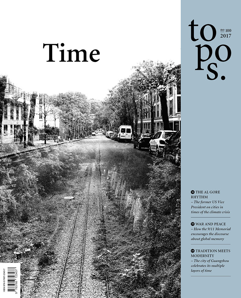 The new Aesthetes   calling for a departure from rigid designs – a portrait of S2L  Theresa Ramisch in: Topos 100: Time Callwey Verlag, 2017