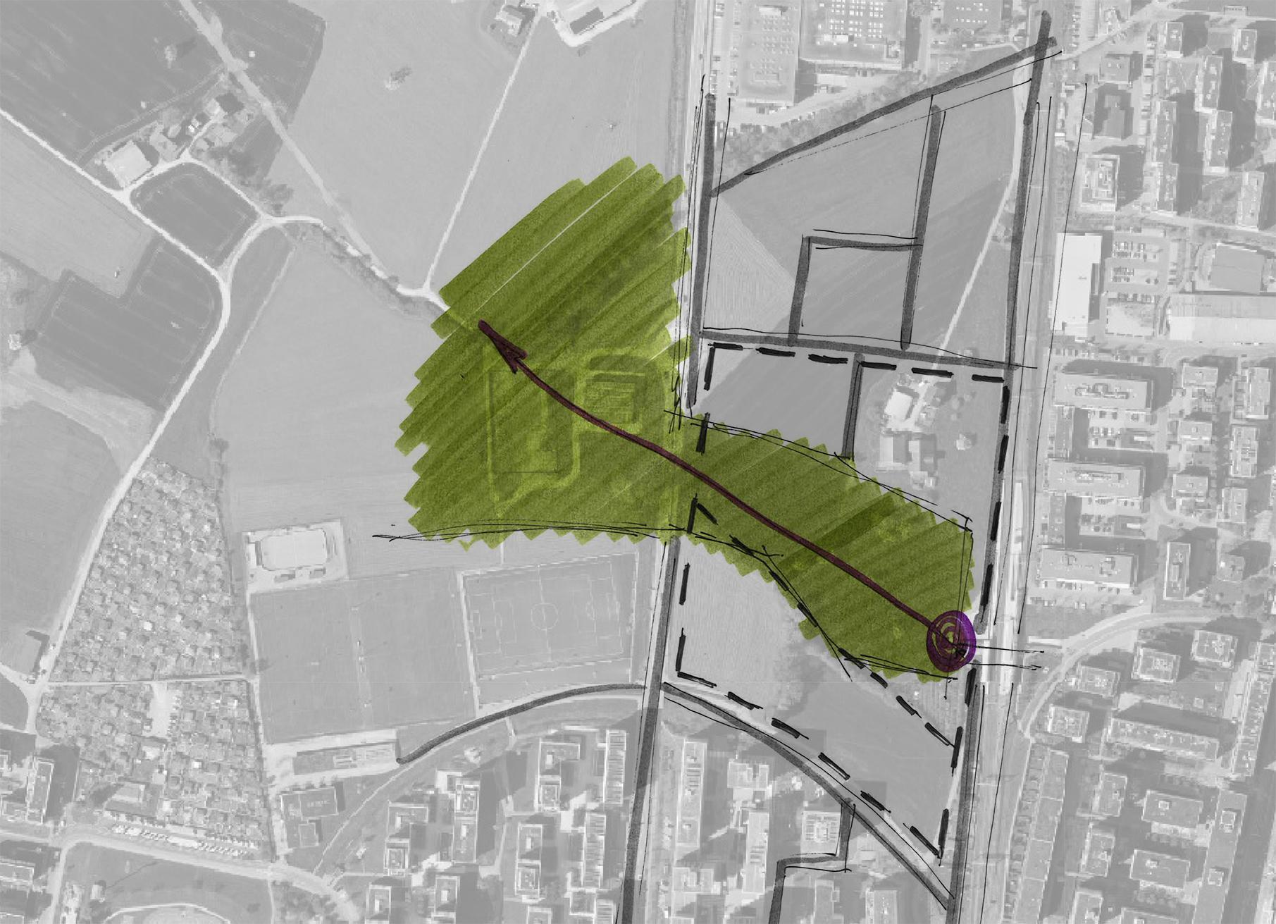 Zoom Lesart A: Lorzenpark