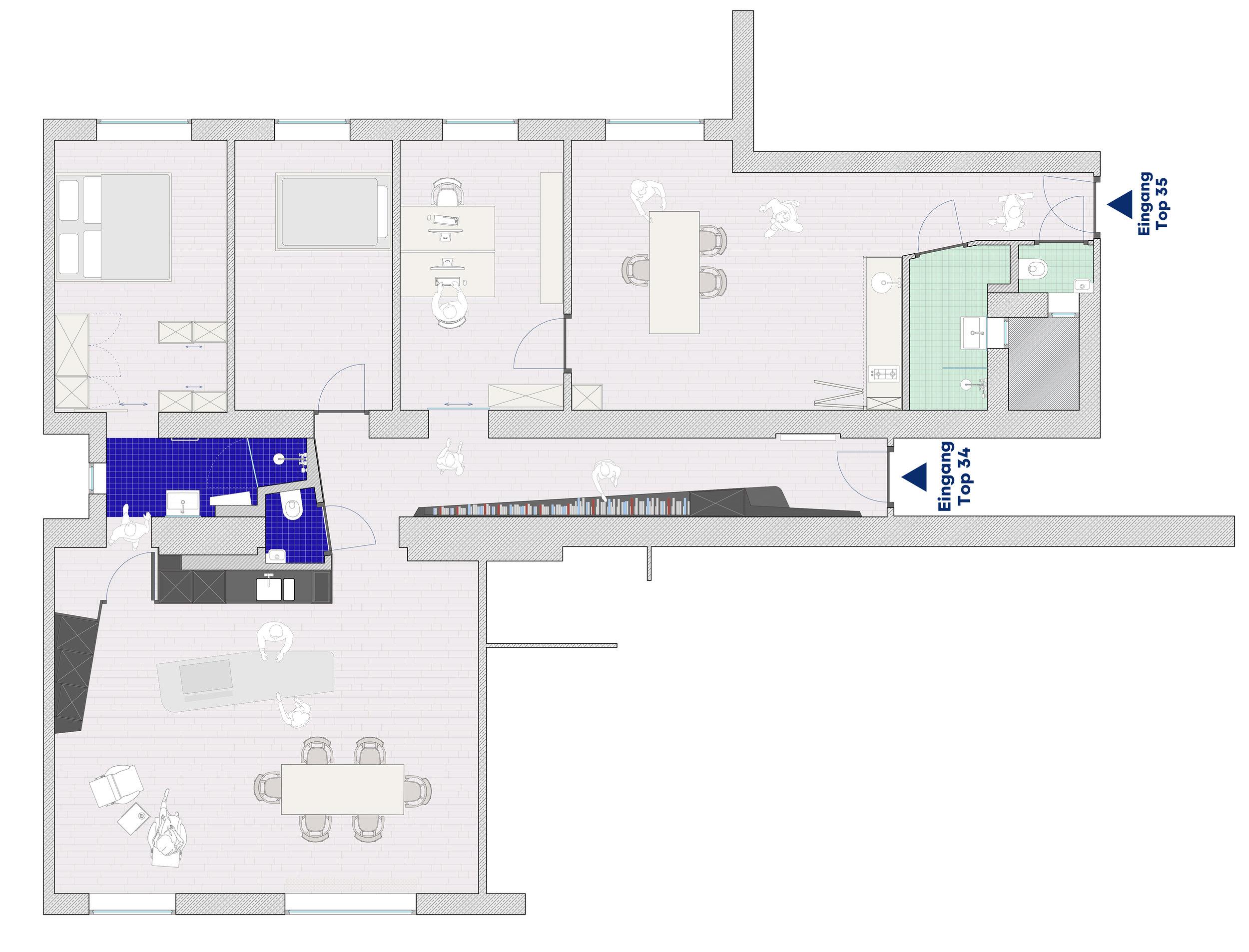 Maki-Ortner-Praxis-und-Wohnung-1090-Grundriss