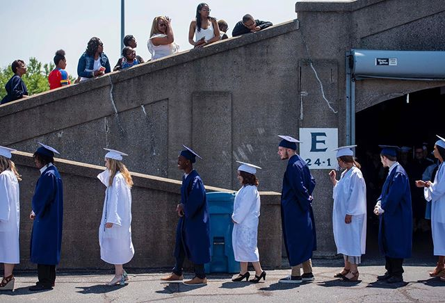 Busy busy busy with graduations this weekend! Scenes from Sandusky, Perkins and Bellevue High School graduations.