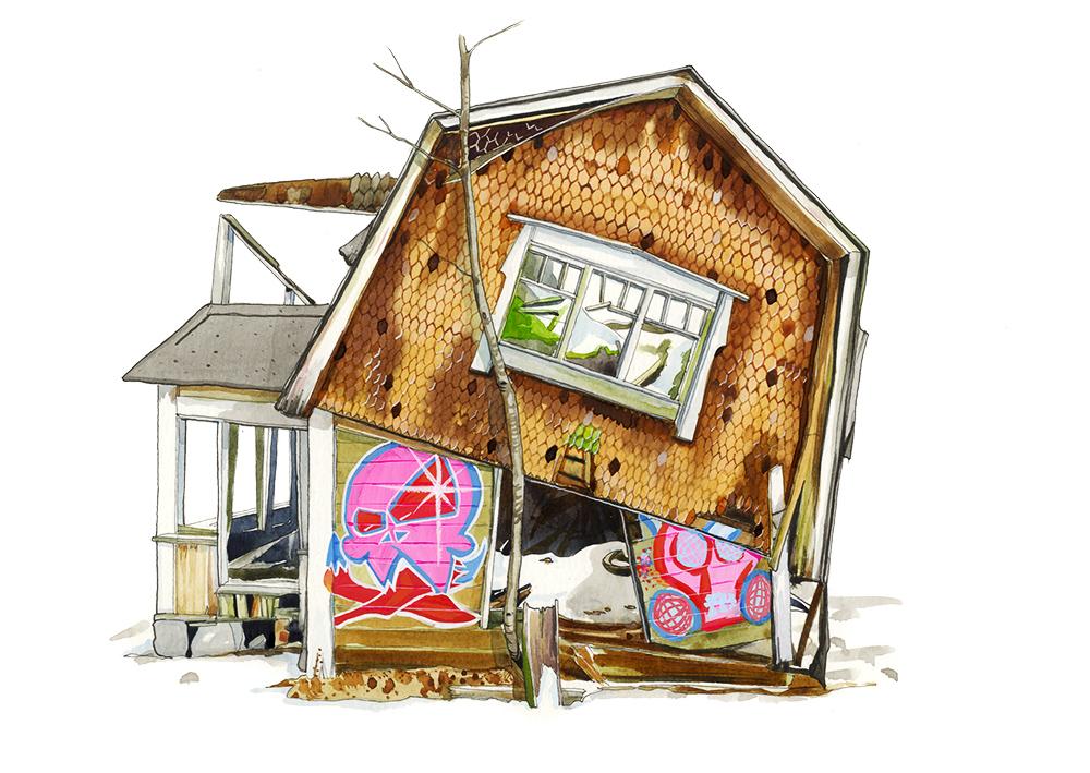 Abandonded House no.4