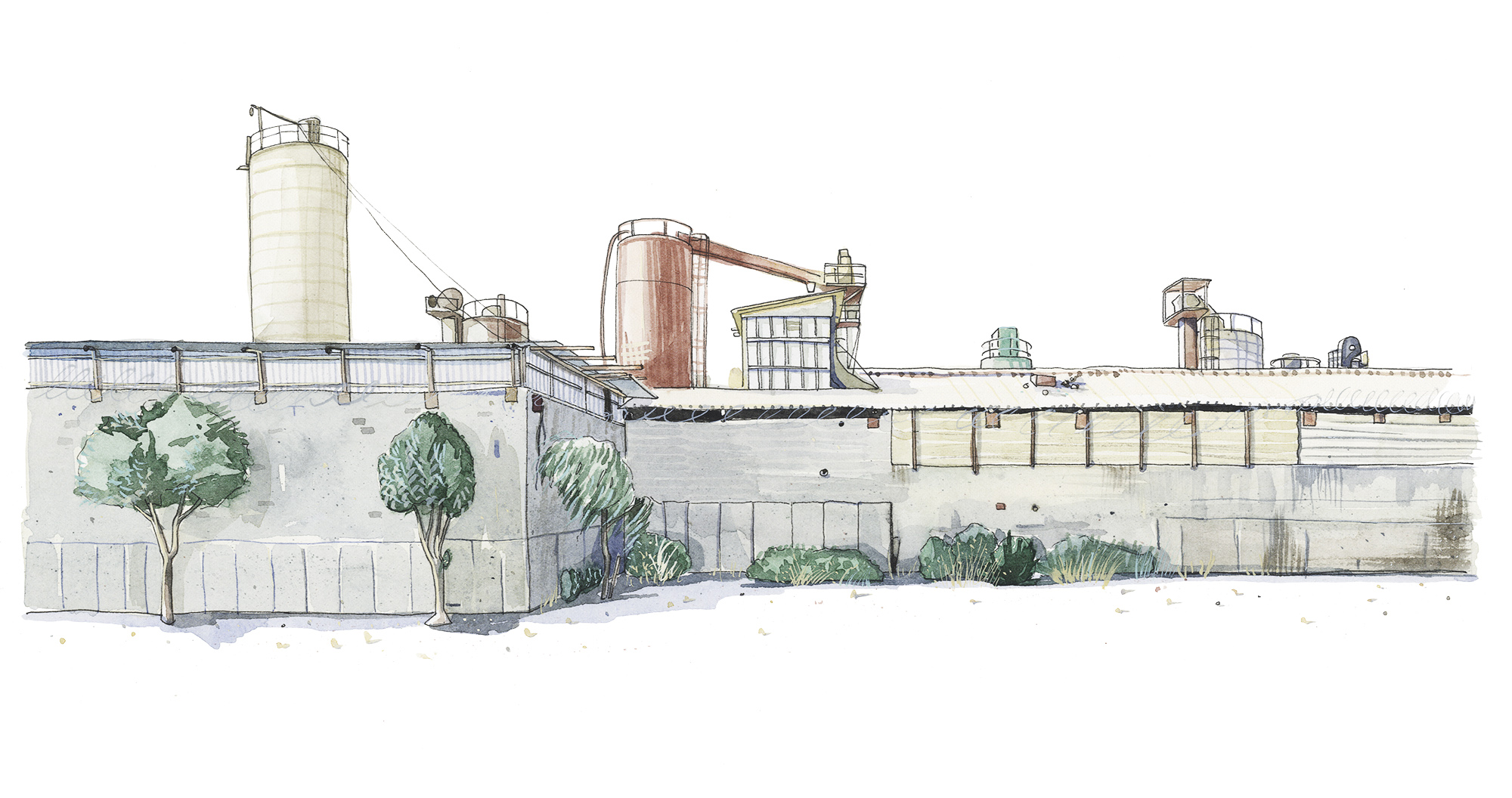 Chemical Factory, Tulkarem
