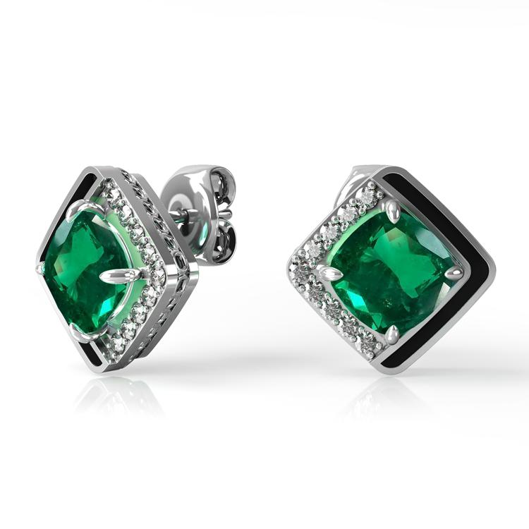 Cushion Cut Emerald Stud Earrings.jpg