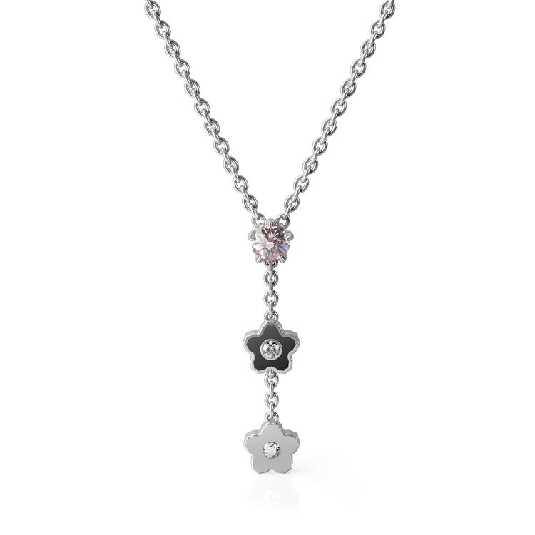Dainty diamond blossom necklace.jpg