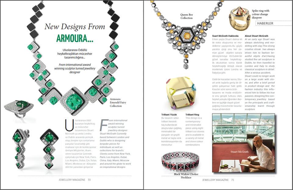 Armoura Feature, Turkey, Jewellery Magazine.jpg