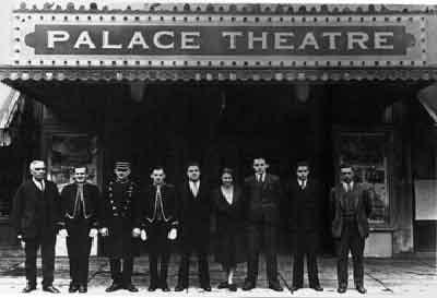 Theatre Staff