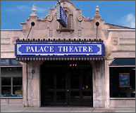 Front of Theatre