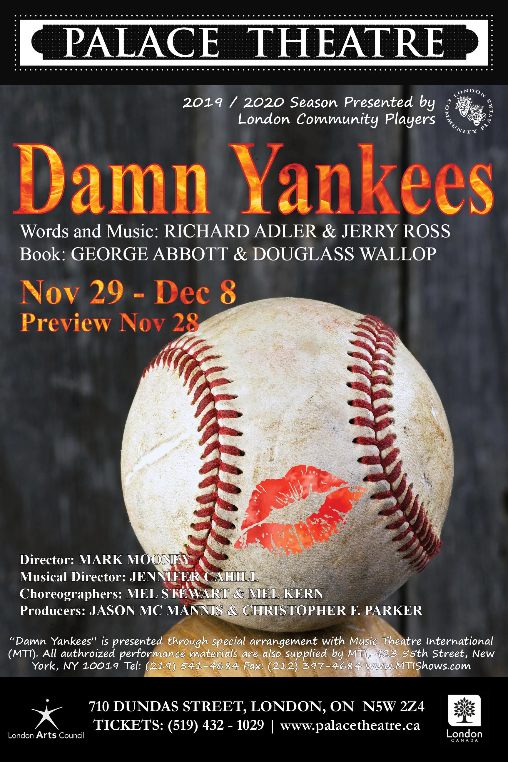 Damn Yankees Poster.jpg