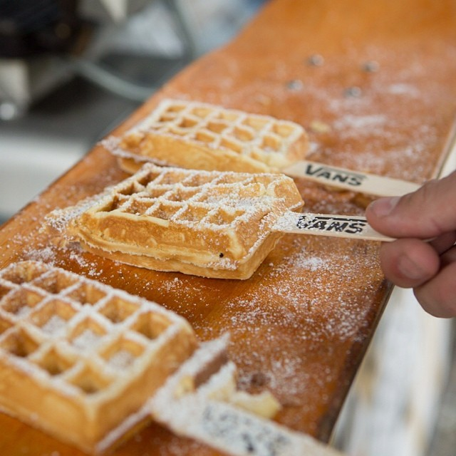 Got waffle?