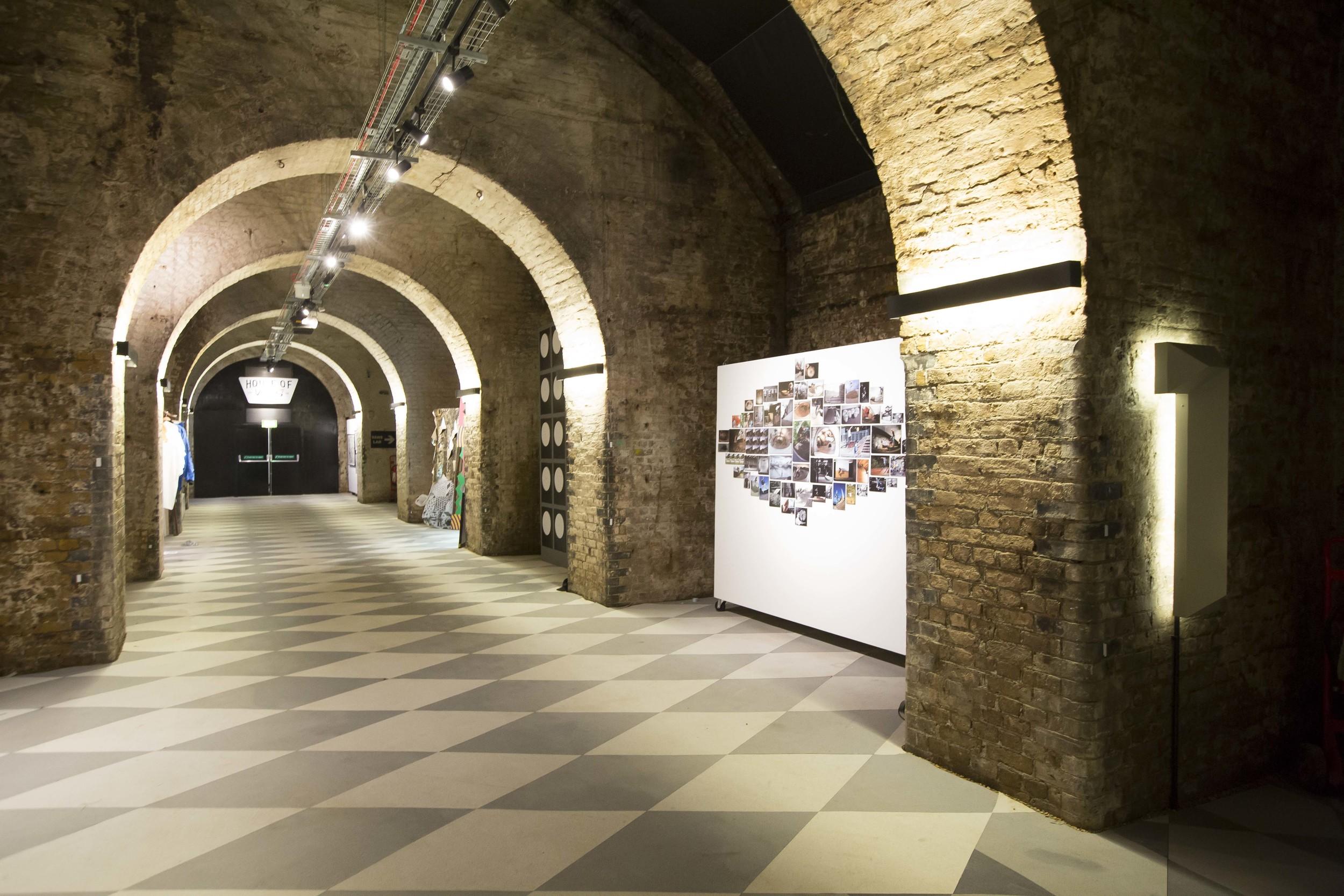 Tunnel 1 - Art Gallery