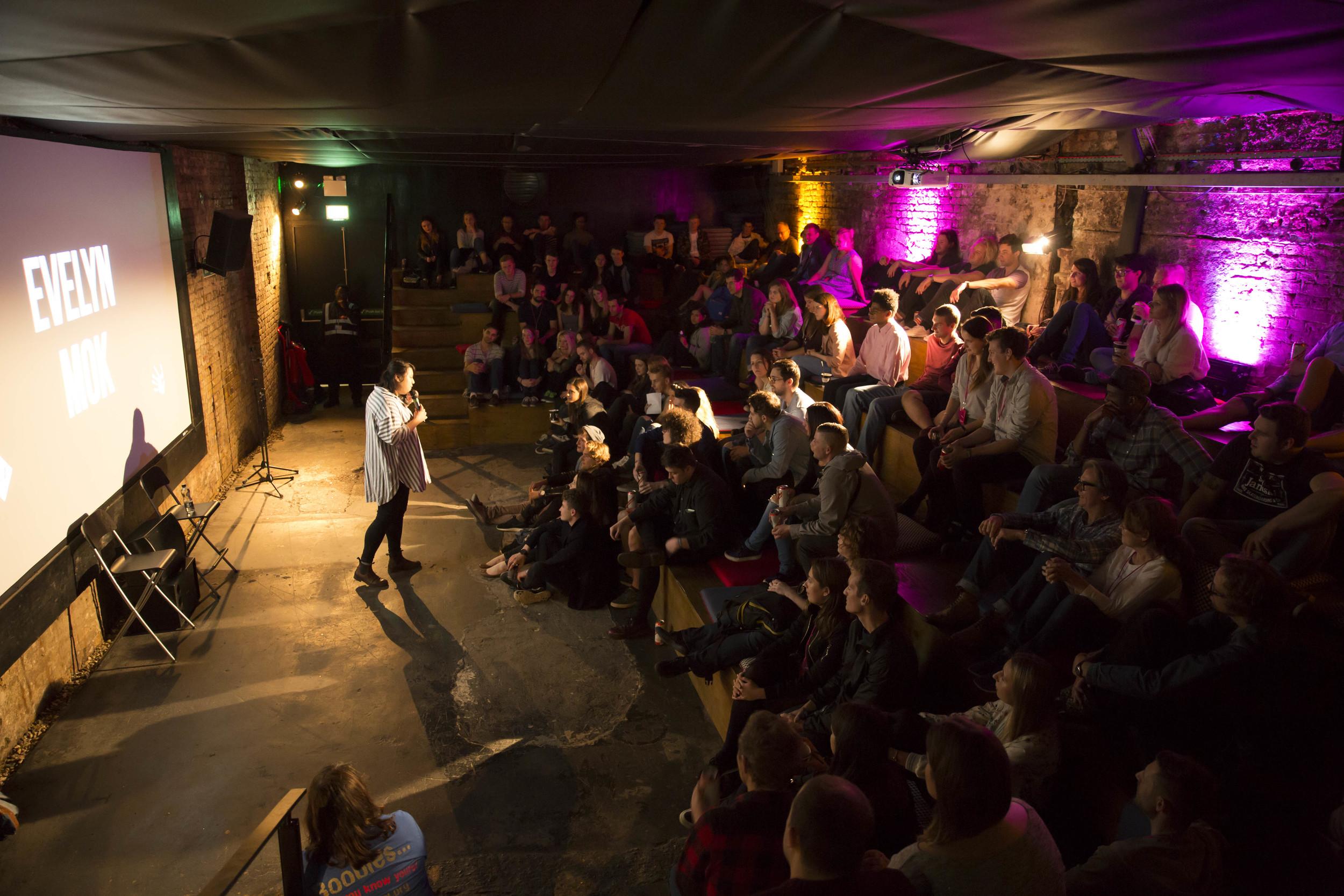 Documentaries & Live Comedy in House Of Vans Cinema