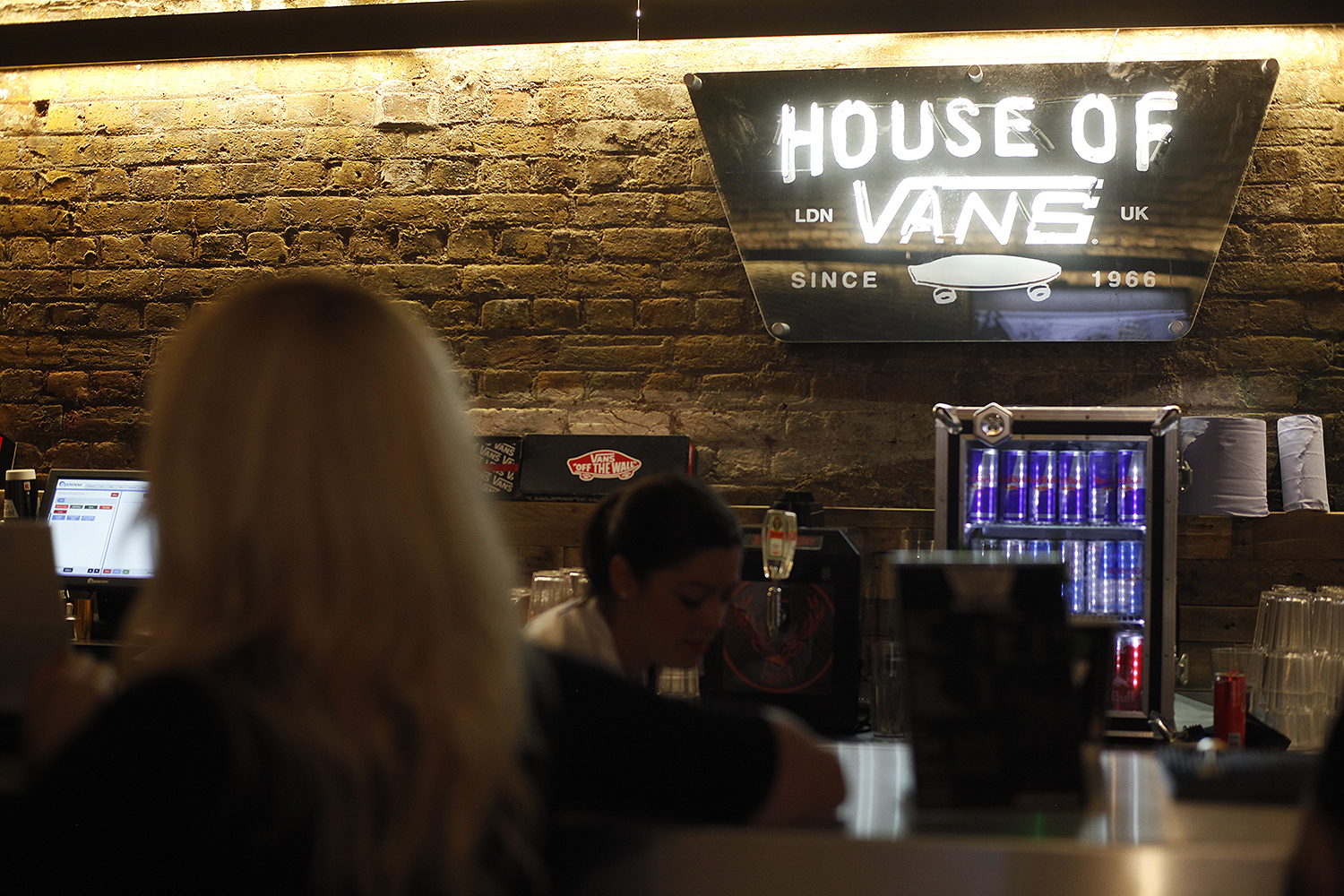 House Of Vans Bar