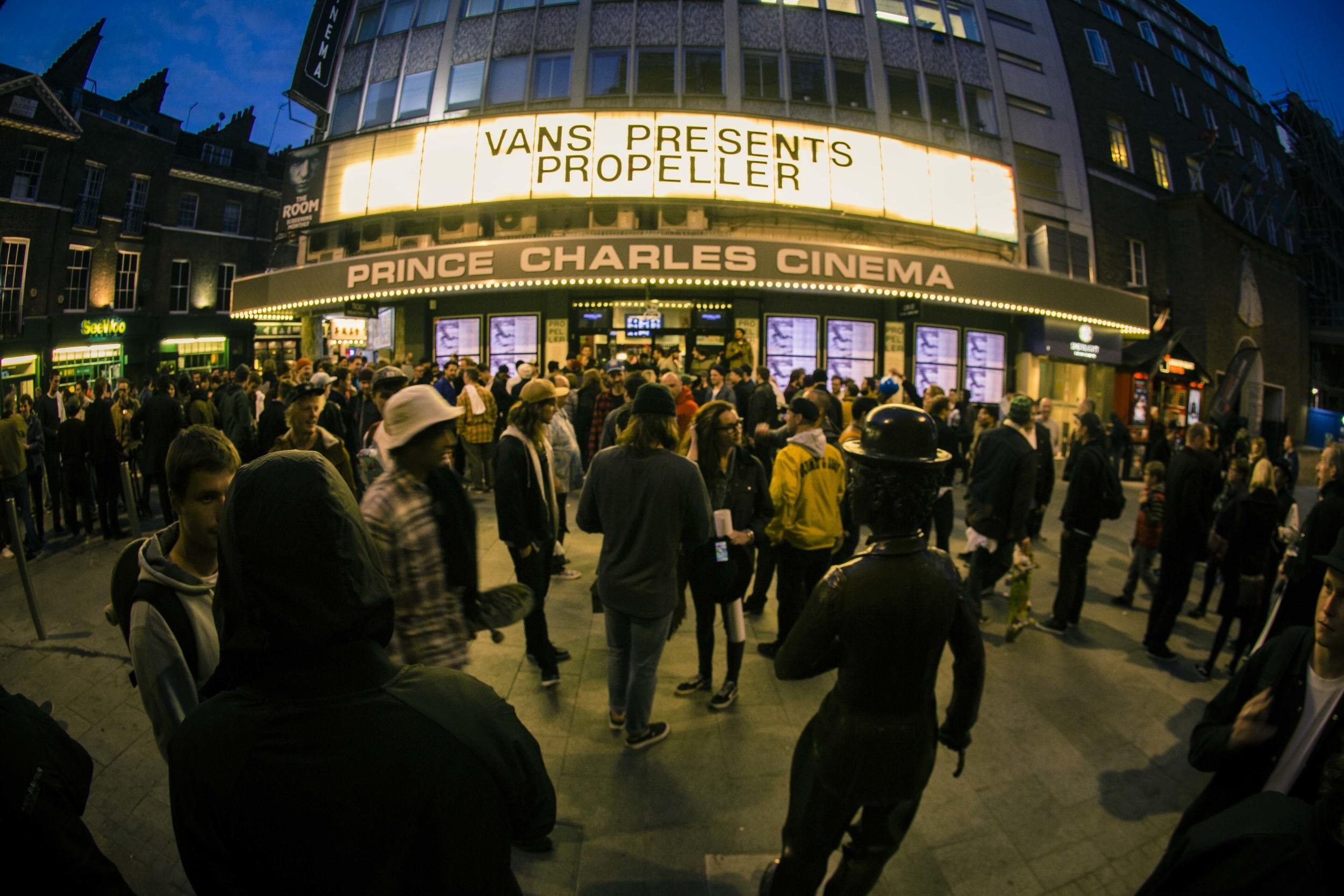Prince Charles Cinema, London