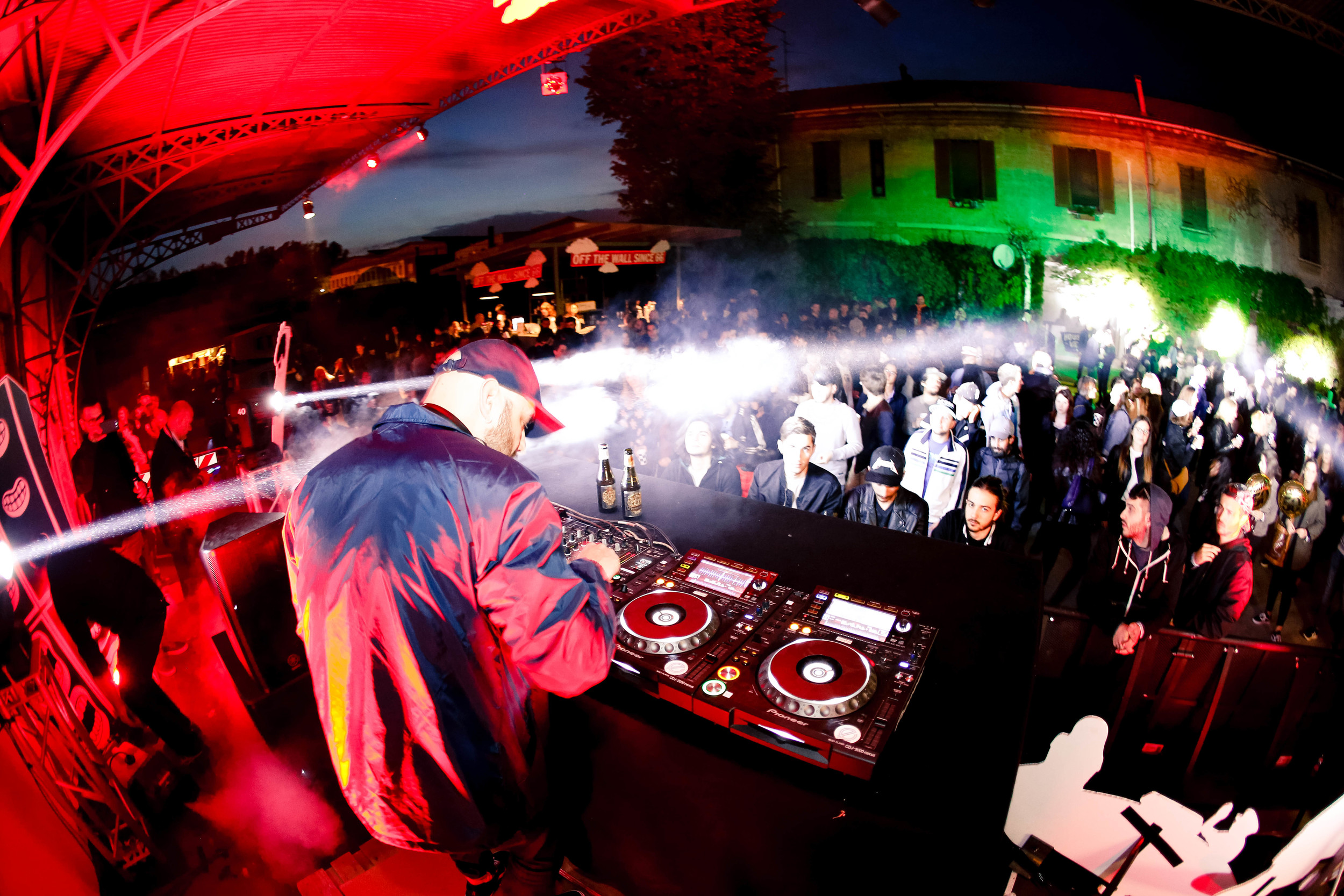 Crookers DJ Set