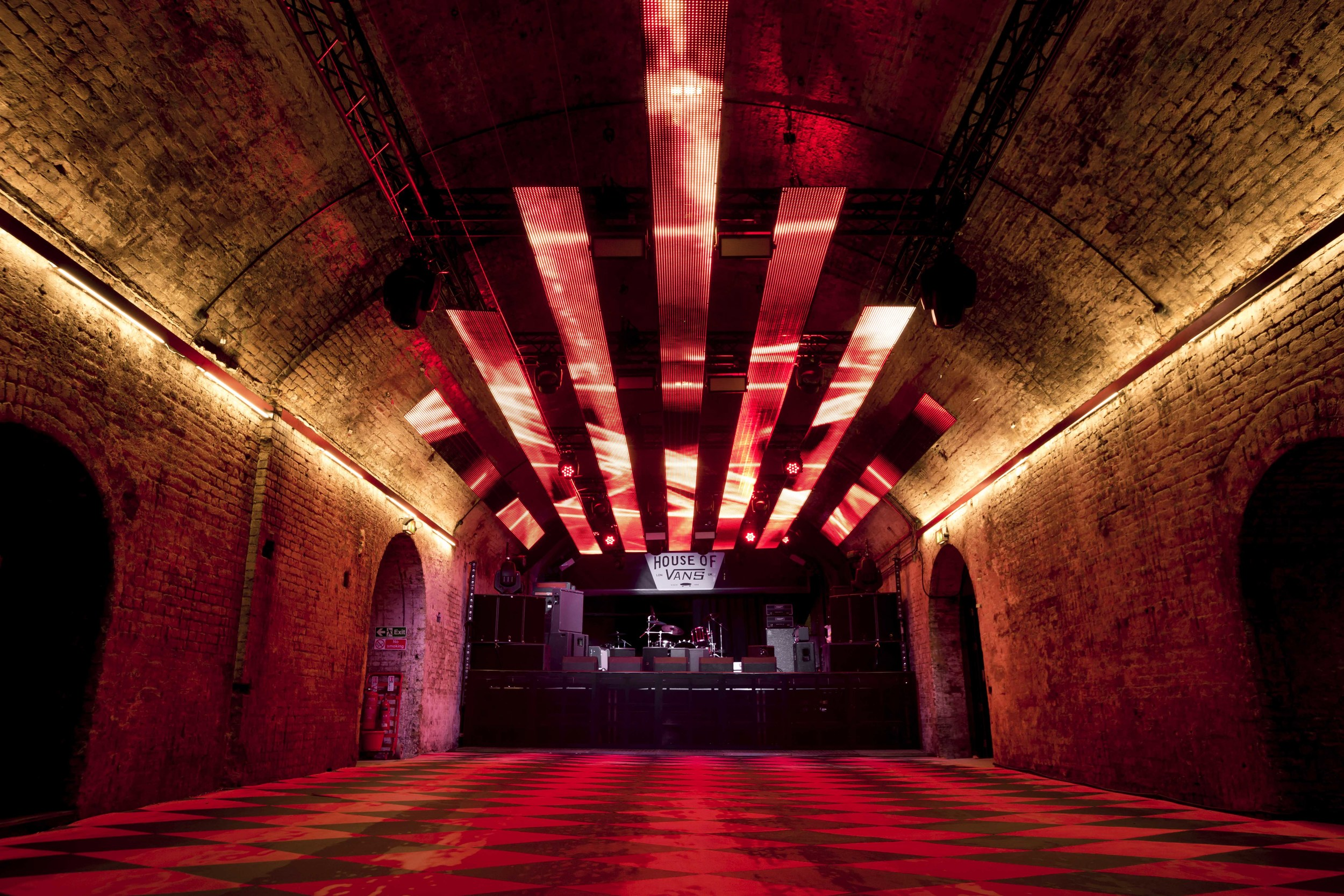 Tunnel 3 - 800 Capacity Music Venue