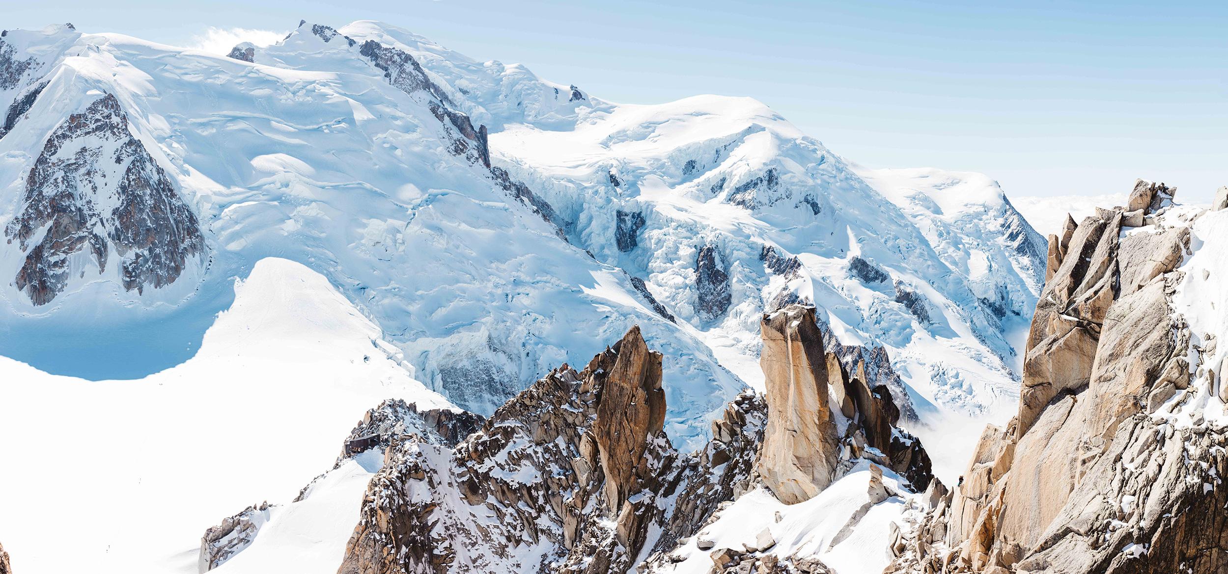 The Aiguille du Midi - Matt Porteous