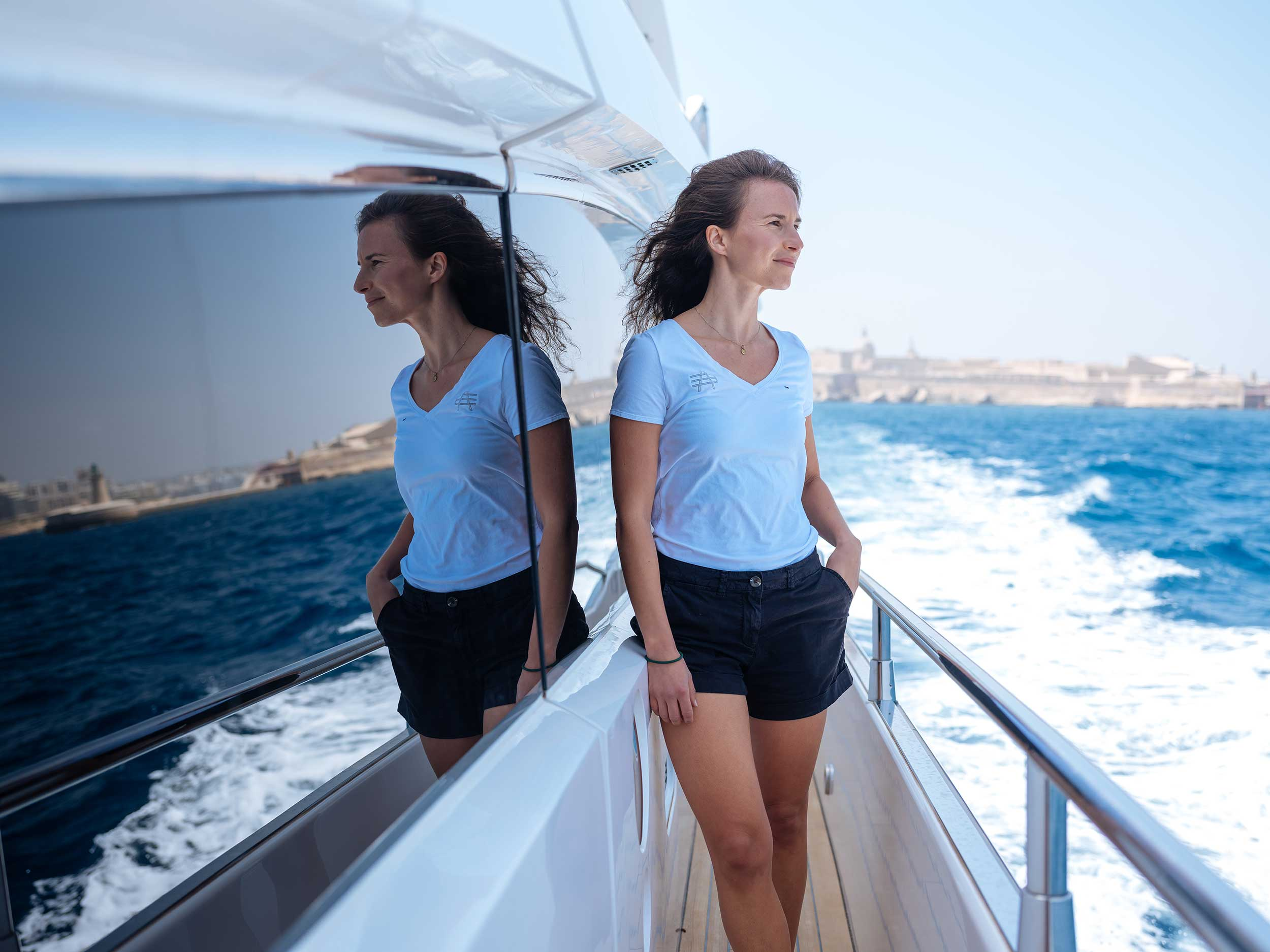 On Location with Sunseeker around the coast of Morocco