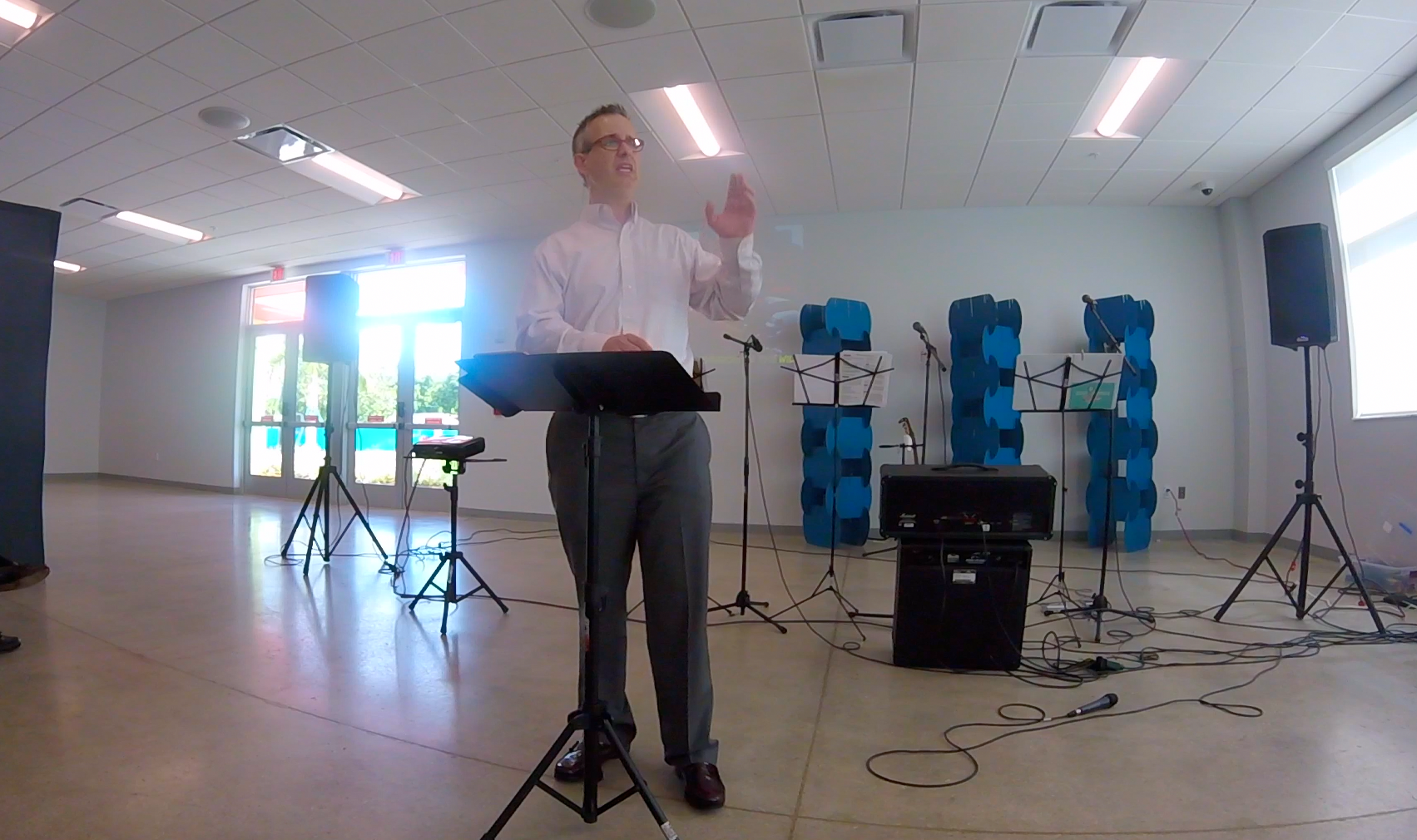 """Phillip continues our """"Church in the Wild"""" series by diving into """"God's Riches At Christ's Expenses""""."""
