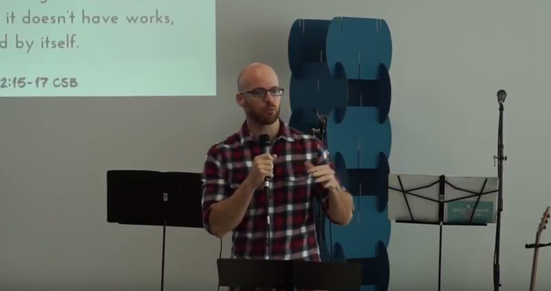 Is it about believing? Or about doing? Faith? Or works? Chad opens James 2 to help us understand our faith in Jesus in a more robust way. Our doing displays our believing.