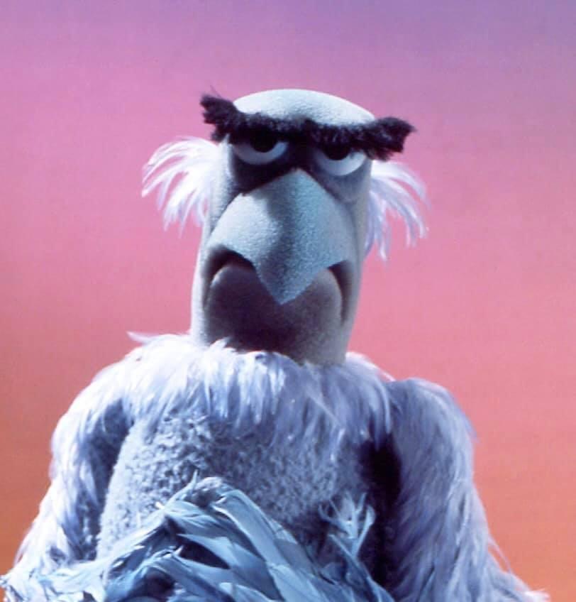 Sam the Eagle.