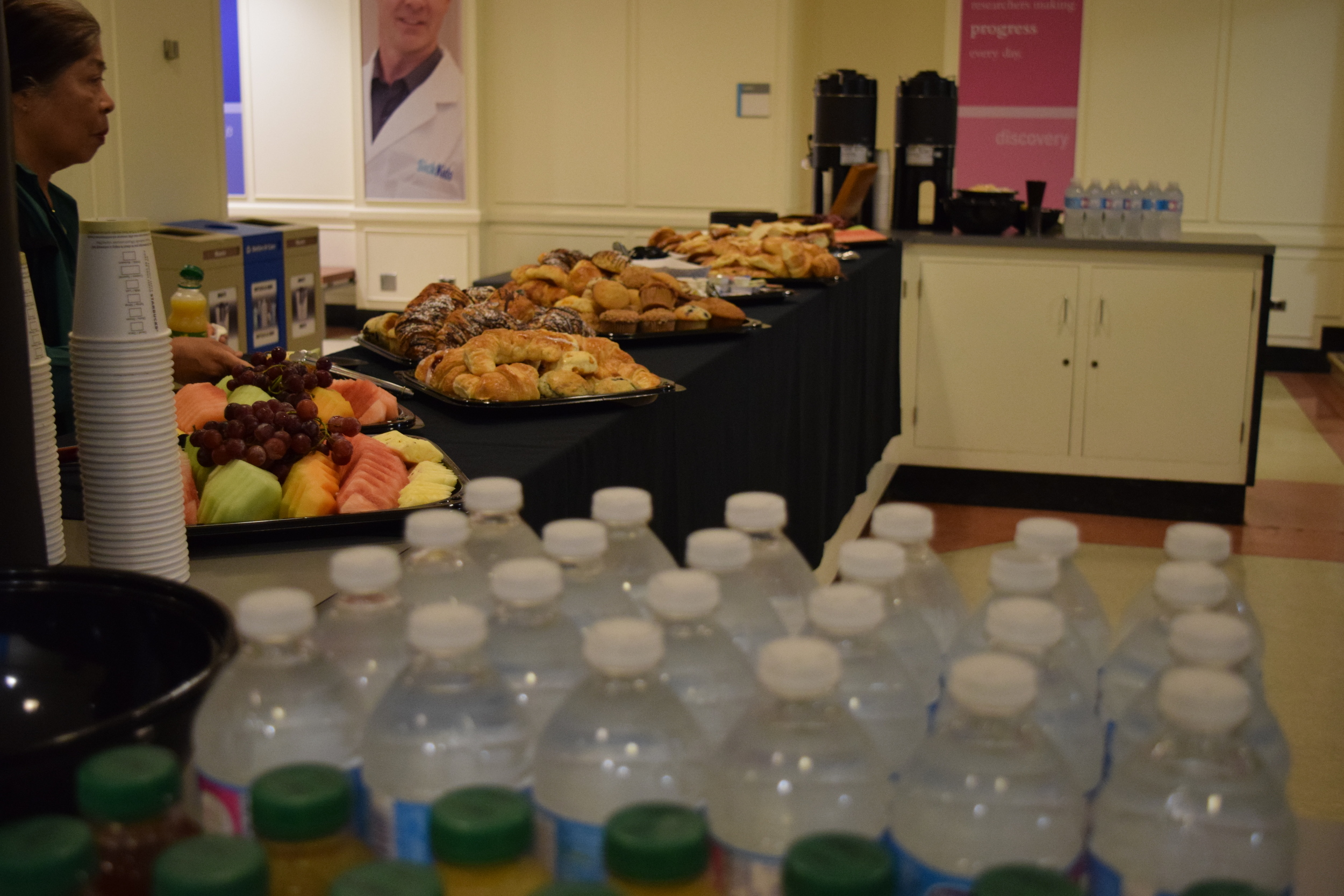 Food and refreshments