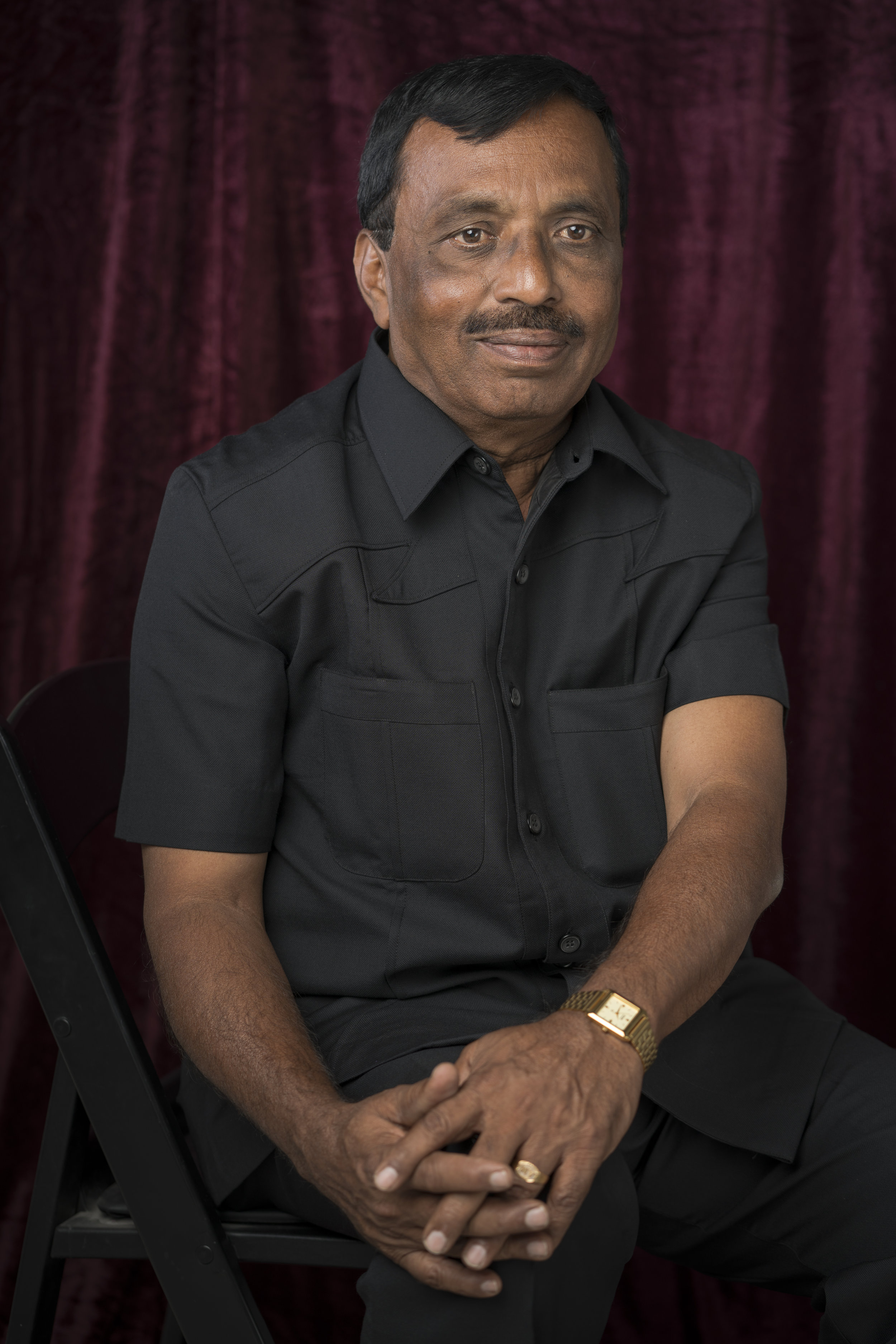 Just like his peers Mr Mallikarjuniah is partial to mechanical watches, the first HMT watch Janata being his favourite.