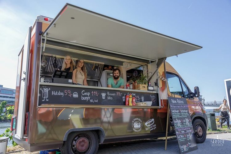 PØLSERIDERS FOODTRUCK