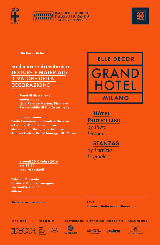 A bombastic talk with Livia Peraldo Matton, Paula Cademartori, Andrea Radice