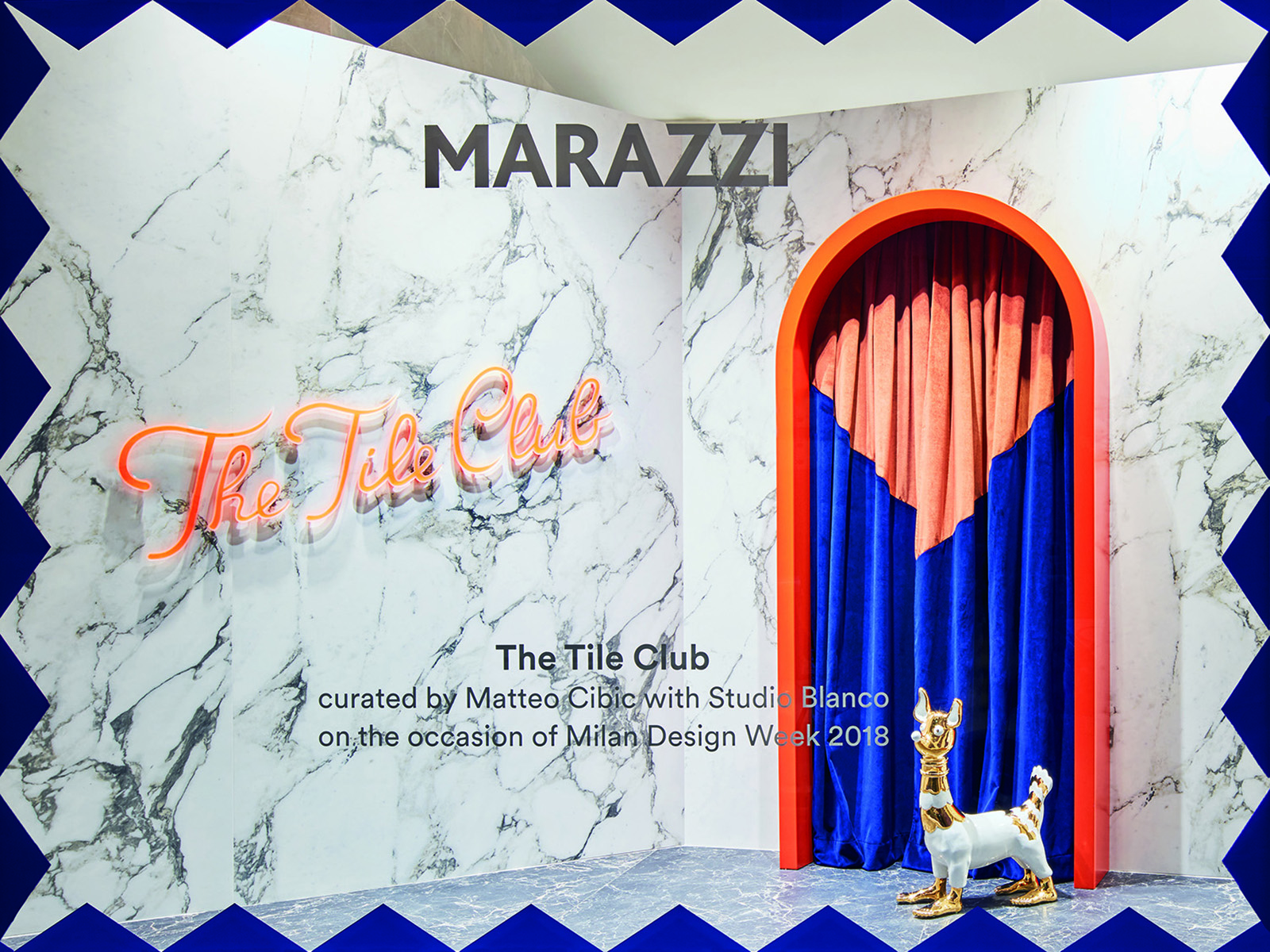 Copy of The Tile Club - Marazzi