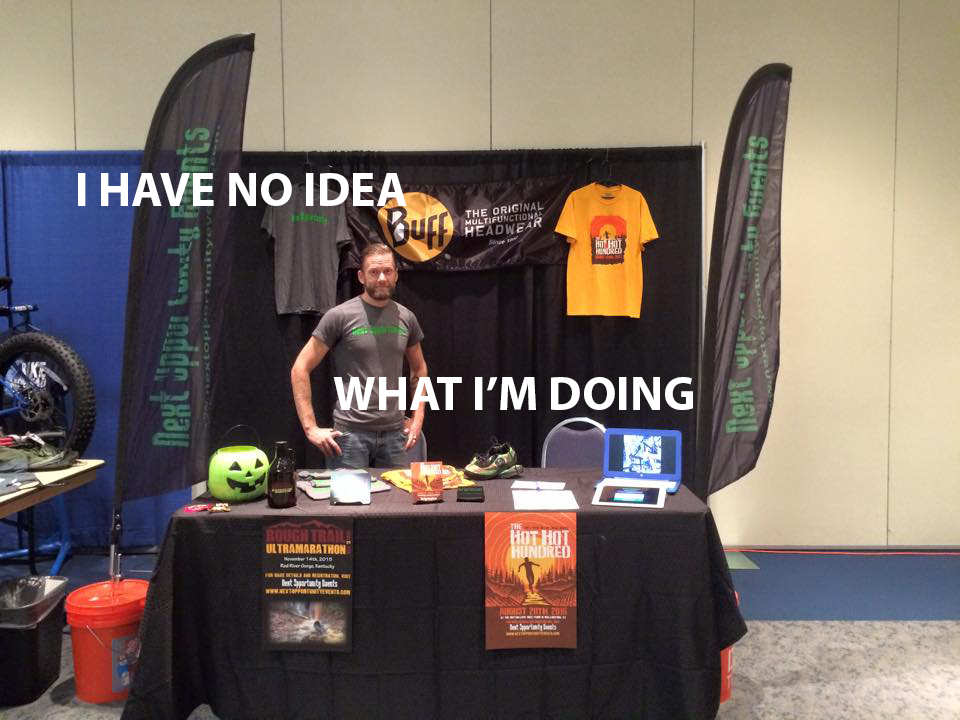 2015 Outdoor Expo in Morehead, KY.