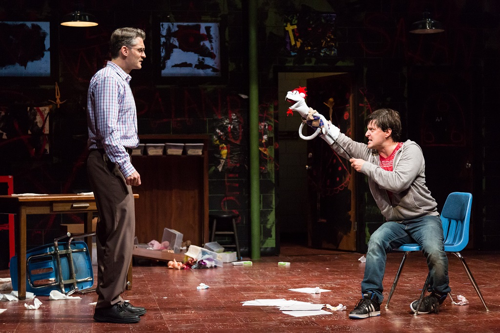 Hand to God - Alley Theatre