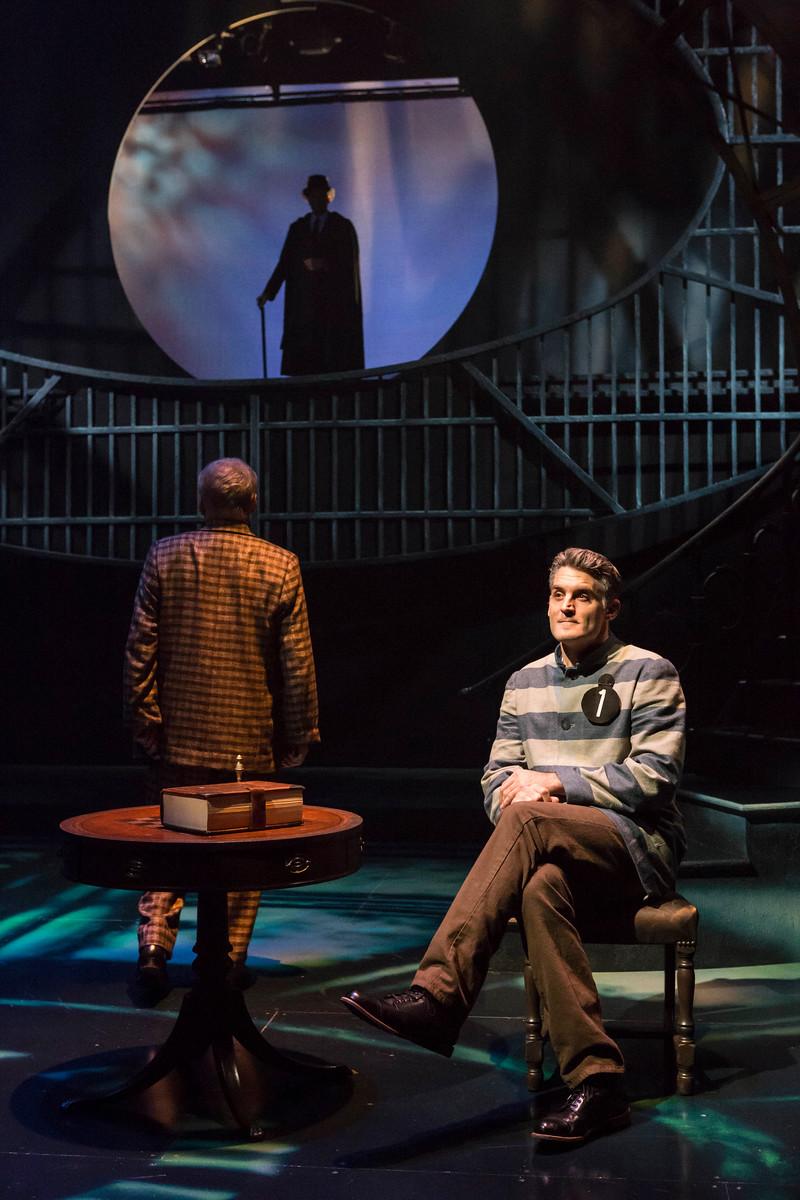 Holmes & Watson - Indiana Repertory Theatre
