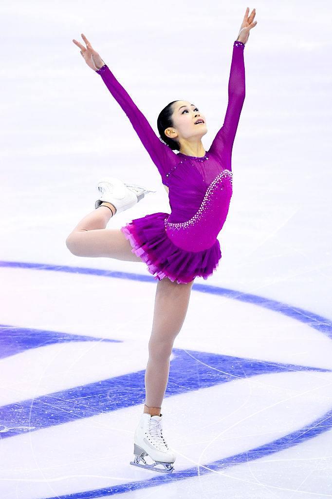 Japan's Satoko Miyahara is reigning world and Grand Prix Final silver medalist. (ISU photo)