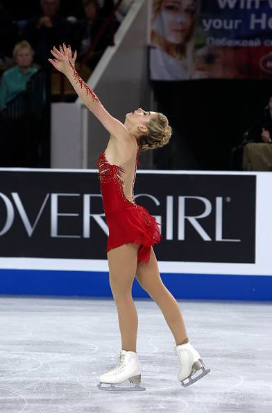 Gracie Gold thinks elusive world medal is in U.S. women's reach. (ISU photo)