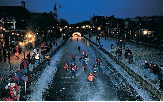 For many, the Elfstedentocht was a long night's journey through day back to night (holland.com)