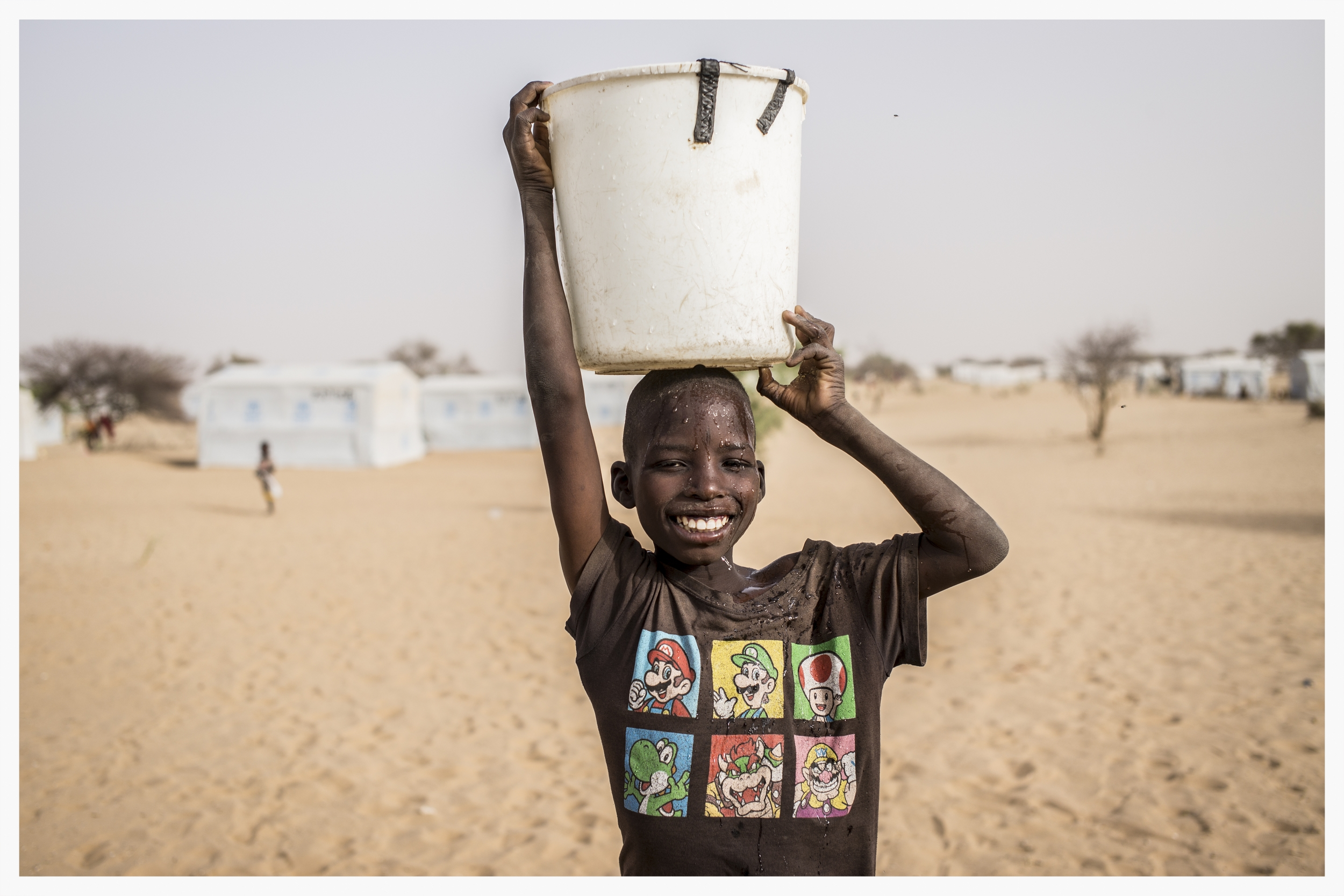 Clean water, basic toilets and good hygiene practices are essential for the survival and development of children. Without these basic needs, the lives of millions of children are at risk.
