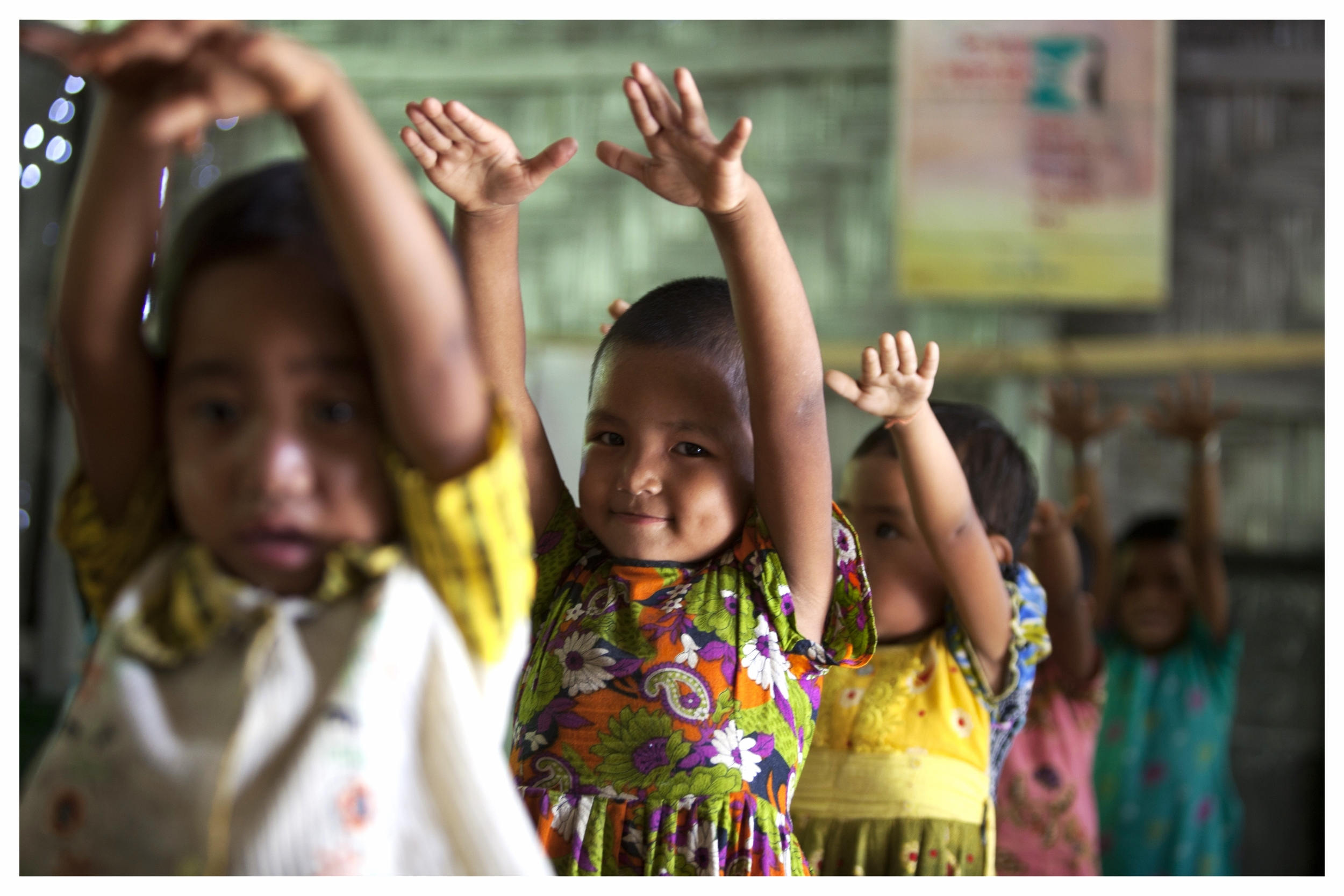 Investing in young children is one of the smartest investments a country can make to break the cycle of poverty and promote inclusive and strong economies.