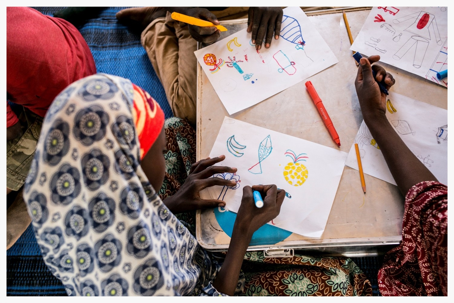 More children than ever are enrolling in primary school, but some 59 million boys and girls are still missing out on their right to primary school education.