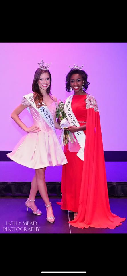 Riley Evans is Miss Pennsylvania's Outstanding Teen 2019. Kathy is now her Executive Director.  Riley won a Preliminary Talent Award and was in the Top 3 Ad Sales.  Riley also placed as a Top 10 Finalist at Miss America's Outstanding Teen Competition in July.  So Proud of our Teen !!!