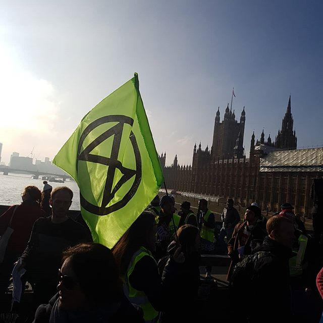 #extinctionrebellion if not now, when?