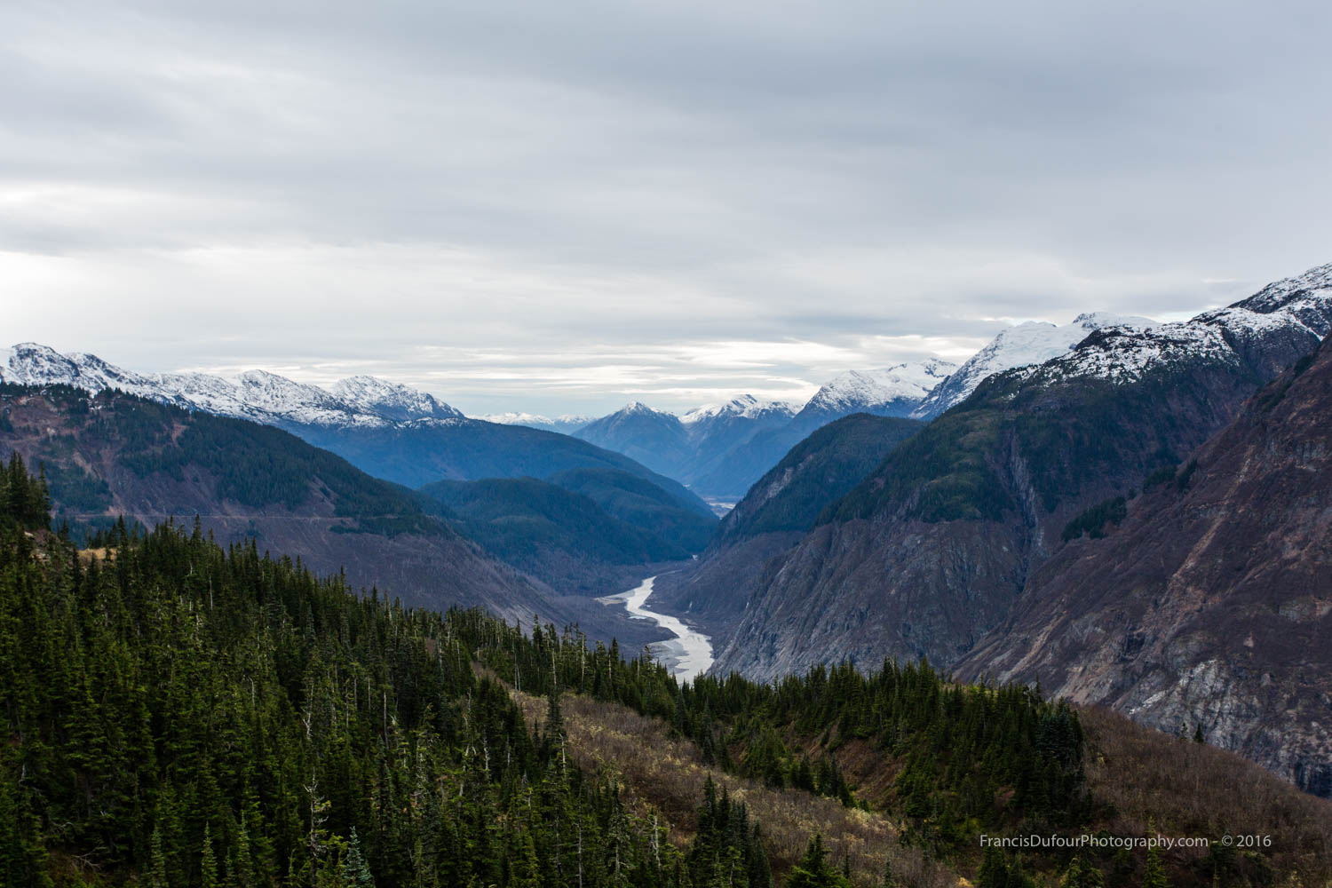 Salmon River Valley (BC, Canada)