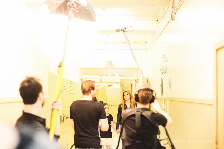 Film shooting