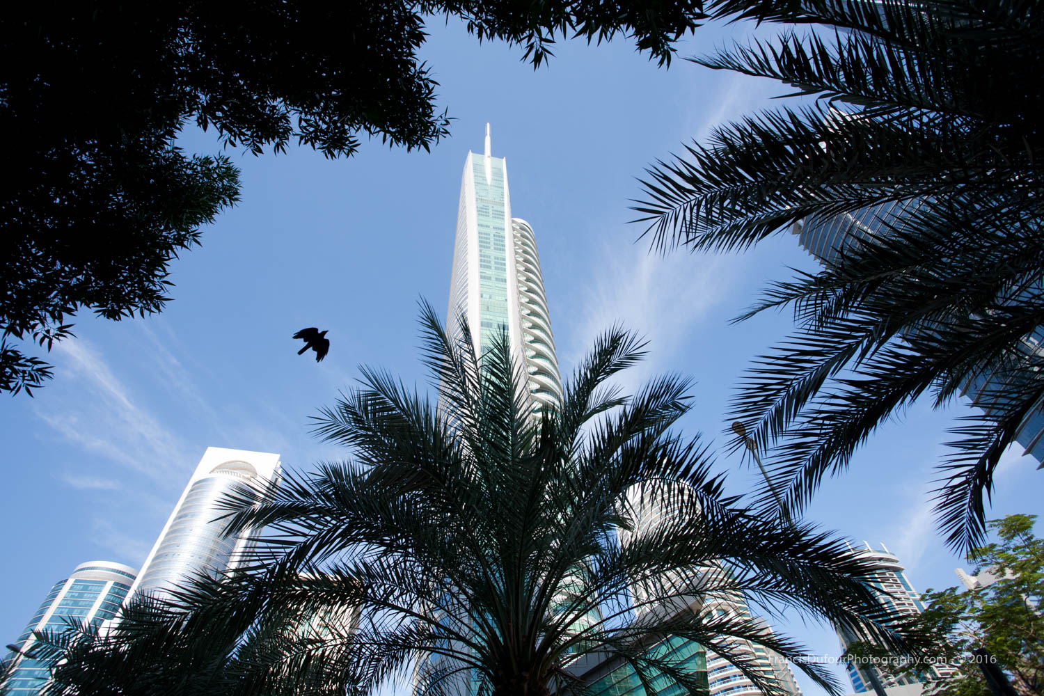Almas Tower in JLT (Dubai, UAE)