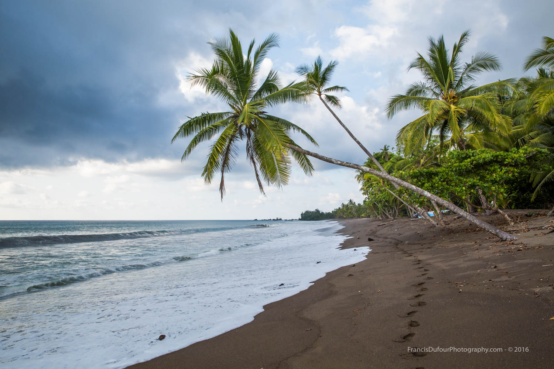 Poor man's paradise beach  (Costa Rica)
