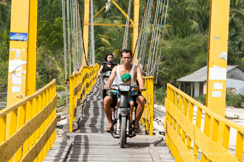 The Yellow Bridge