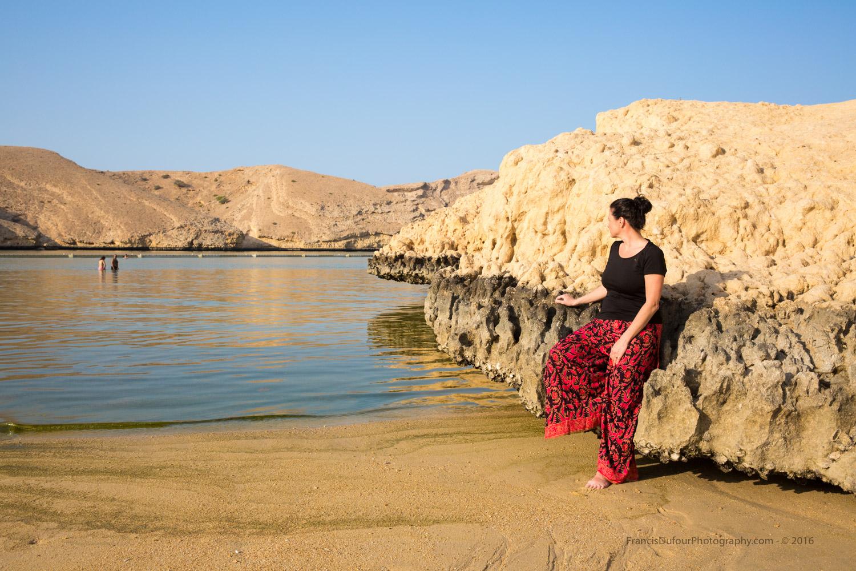 Al Jissah Bay