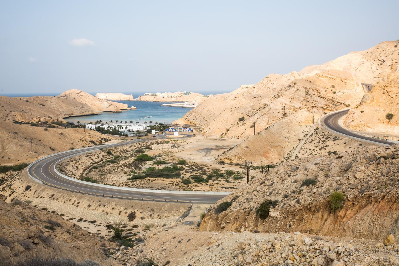 Muscat Hills Resort in Al Jissah Bay (Muscat).