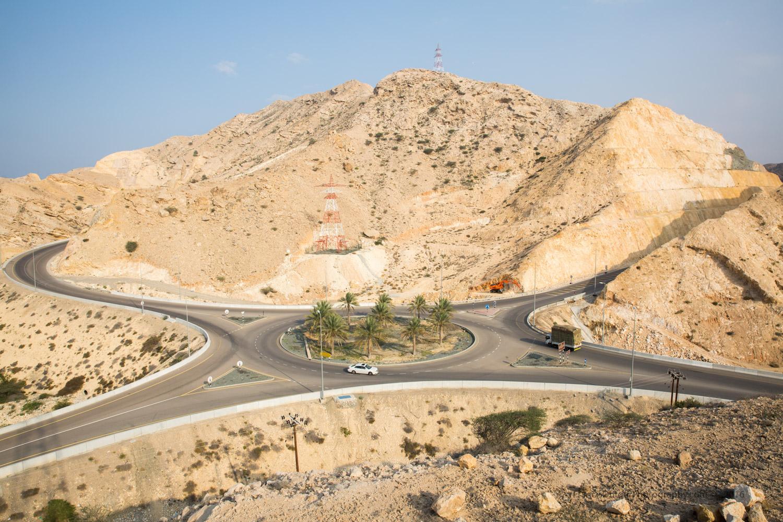 Al Jissah Roundabout (Muscat)