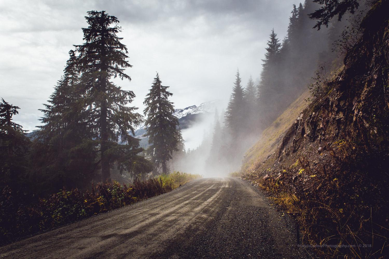 Granduc Forest Road