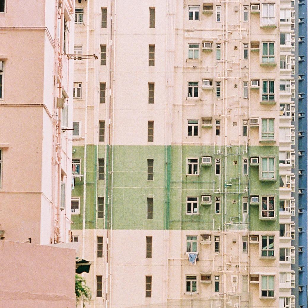 HONG KONG HIGH RISES